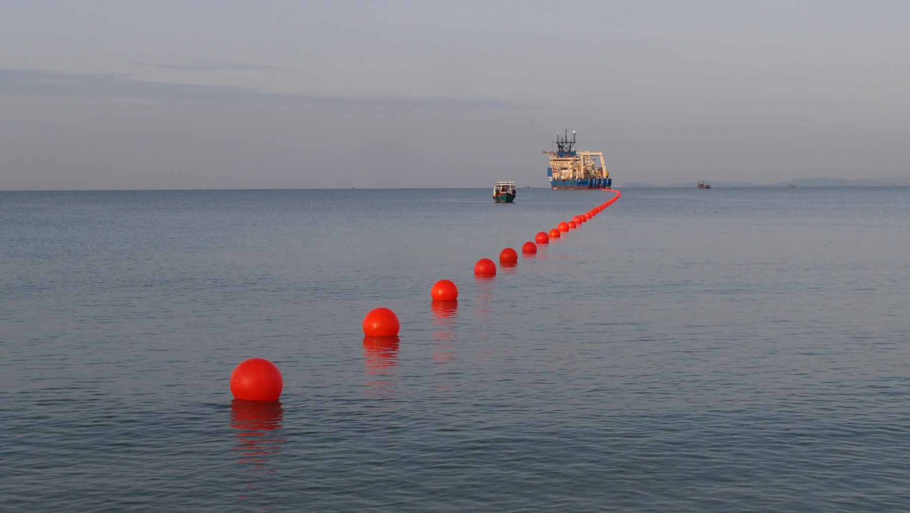 Malaysia Cambodia Thailand Submarine Cable System (MCT)