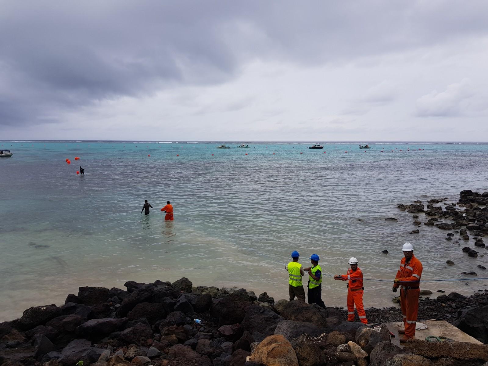 TUI-Samoa Cable System