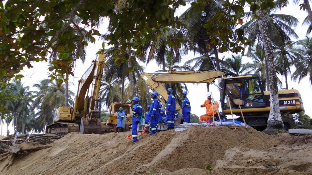 Nigeria – Cameroon Submarine Cable System (NCSCS)