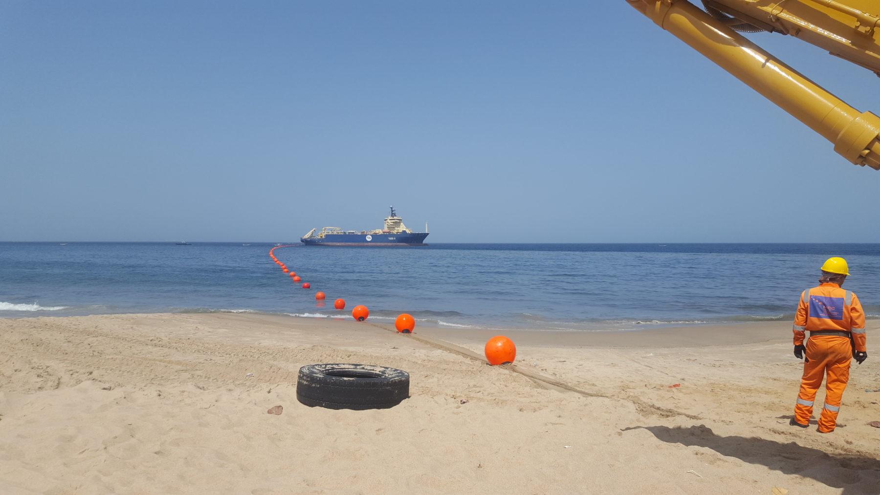 African Coast to Europe (ACE) Seg. 6