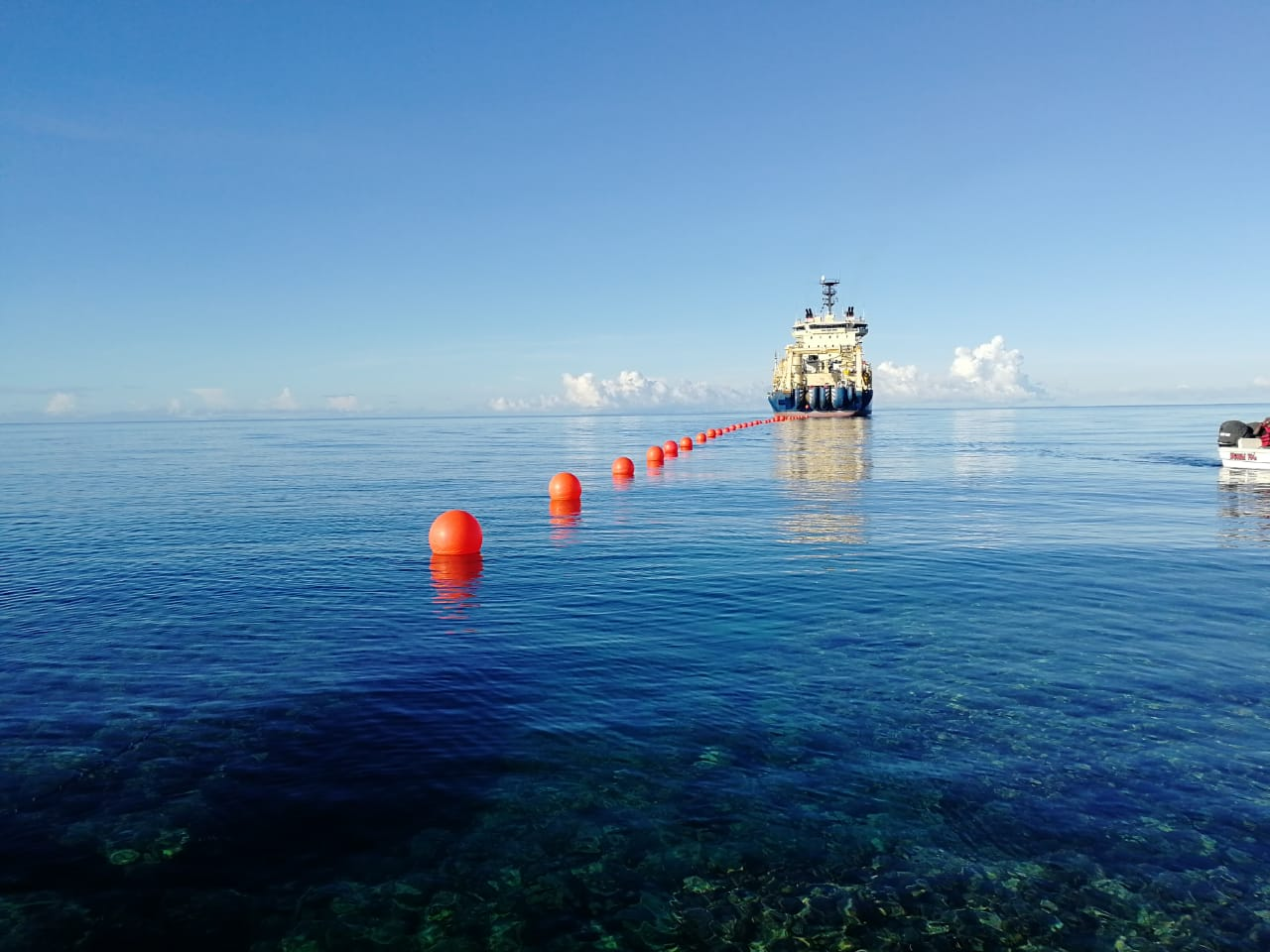 Coral Sea Cable System (CS2)
